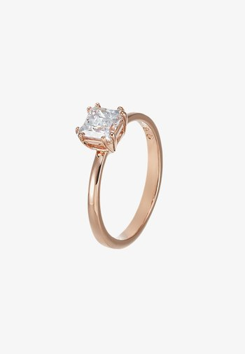 ATTRACT ENGAGEMENT - Anillo - white