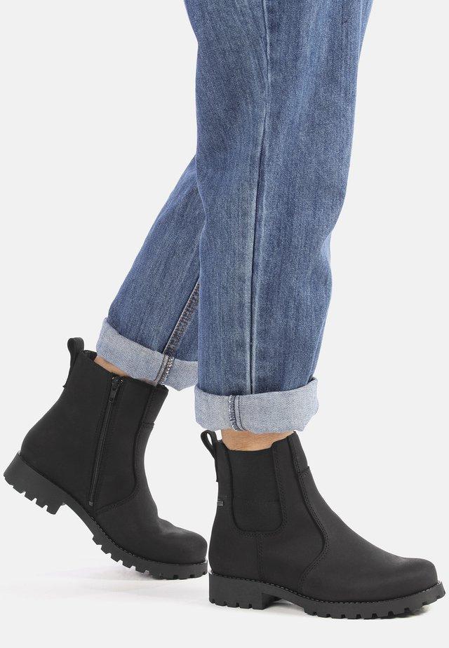 AAVA - CLASSIC ANKLE BOOTS - Korte laarzen - black