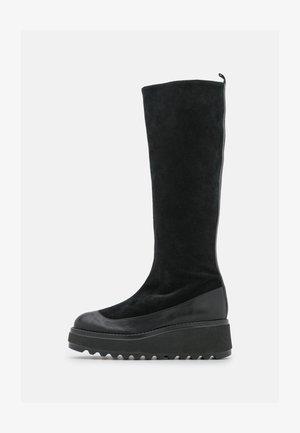 MIA - Platform boots - black