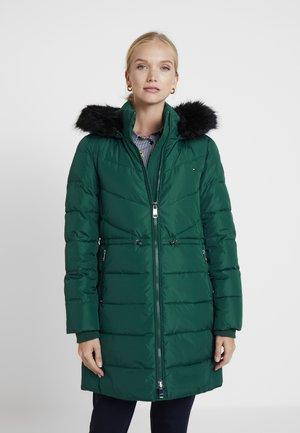 ALANA PADDED COAT - Zimní kabát - green