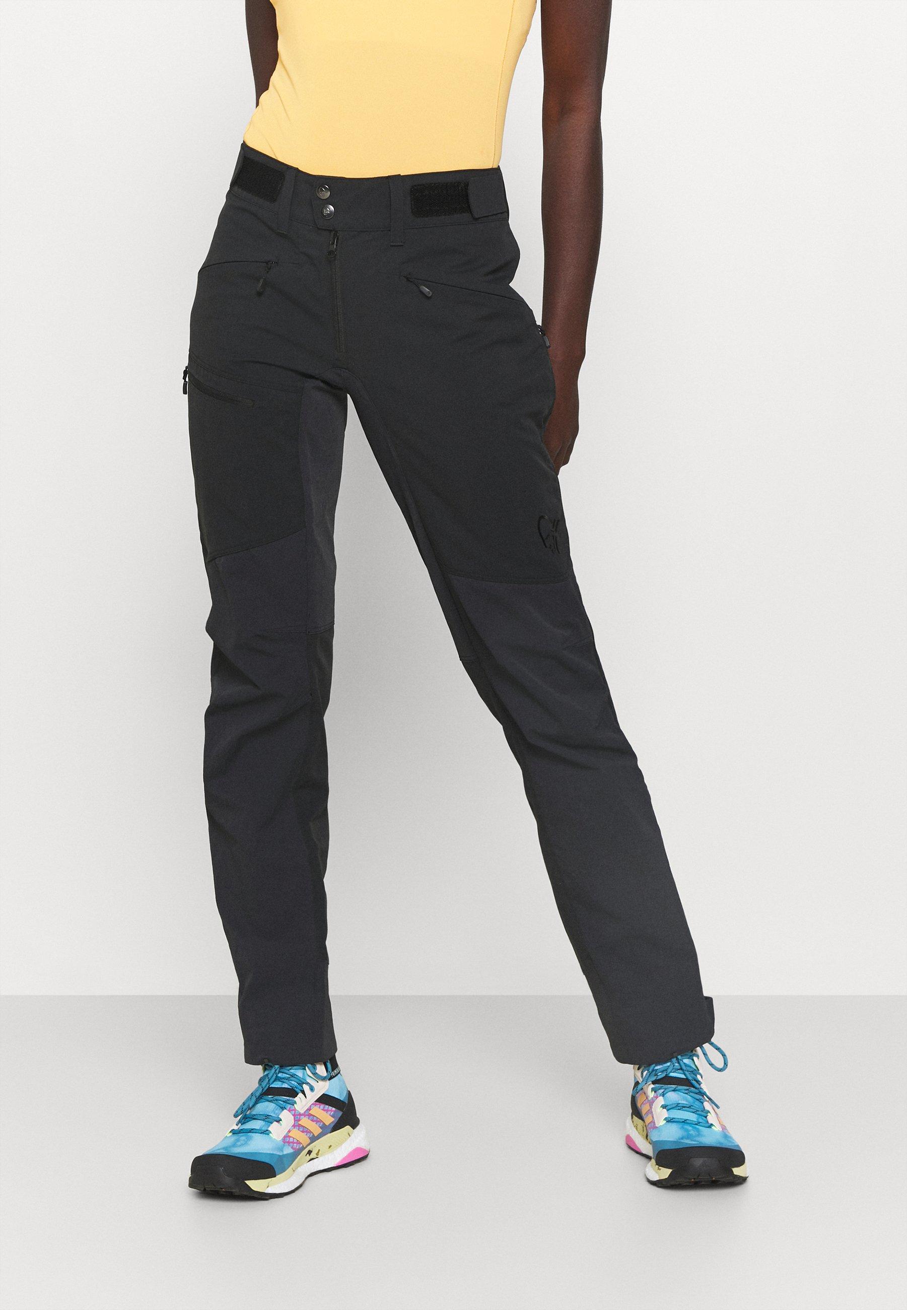Femme FALKETIND FLEX1 HEAVY DUTY PANTS - Pantalons outdoor