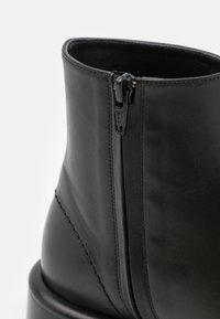 Proenza Schouler - BOYD BOOT - Kotníkové boty - black - 6