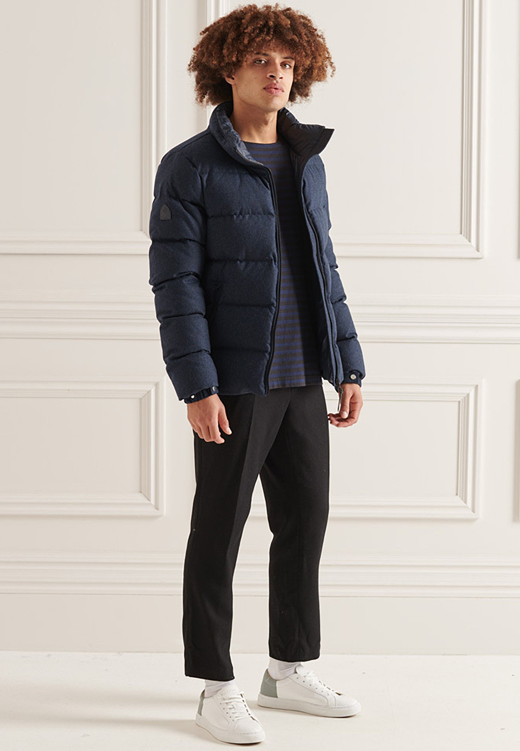 Men STUDIOS ALPINE - Down coat