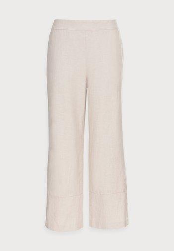 CARLINNI - Trousers - soft stone