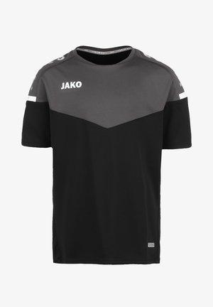 CHAMP 2.0 - Print T-shirt - zwart / antraciet