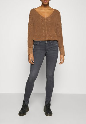 PIXIE TWIST - Jeans Skinny Fit - denim