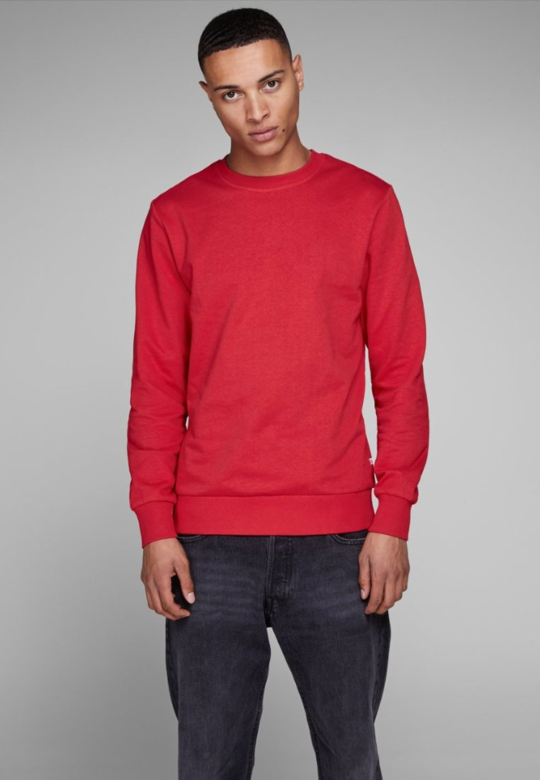 Jack & Jones - Sweatshirt - light red