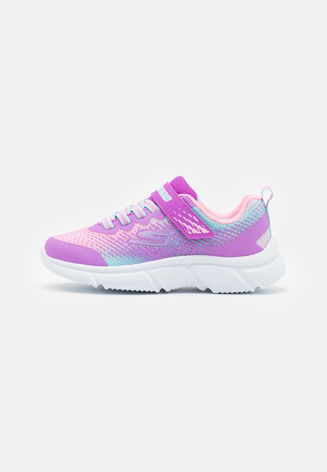GO RUN 650 - Neutral running shoes - pink/multicolor