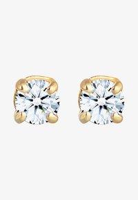 DIAMORE - Earrings - gold-coloured - 2