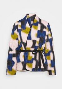 CLOSED - BRITT - Summer jacket - icy verbena - 0