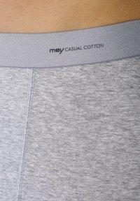 mey - Pyjama bottoms - light grey melange - 3