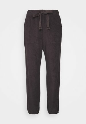 SHERPA GARDEN - Tracksuit bottoms - university grey