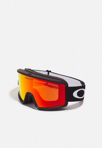 RIDGE LINEM UNISEX - Ski goggles - fire iridium