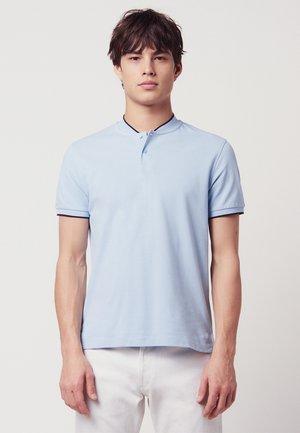 Jednoduché triko - sky blue