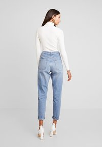 Missguided - ROLL NECK  - Jumper - off white - 2