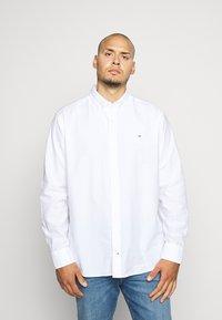 Calvin Klein - OXFORD - Shirt - white - 0