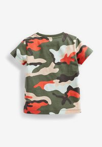 Next - Print T-shirt - green - 1