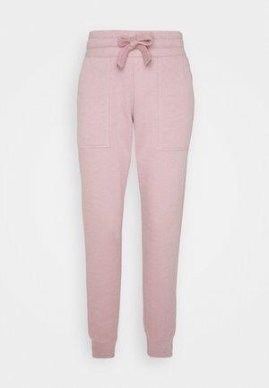 LUCIA  - Pantalones deportivos - morning mauve