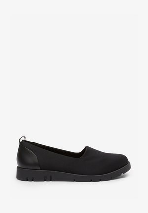 MOTION FLEX - Mocassins - black