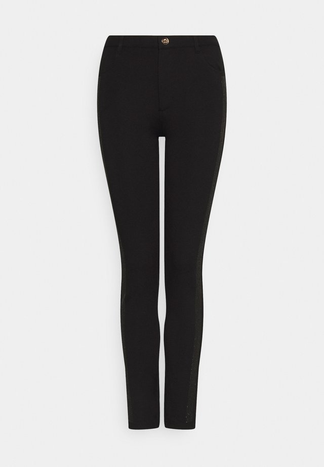 PANT - Trousers - nero