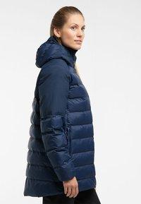 Haglöfs - DALA MIMIC PARKA  - Winter coat - tarn blue - 2