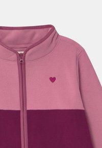 OshKosh - FULL ZIP - Fleecová bunda - pink - 2