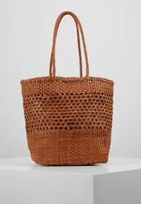 Loeffler Randall - MAYA  - Borsa a mano - timber brown - 2