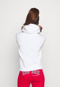 Champion - ESSENTIAL HOODED LEGACY - Jersey con capucha - white - 2