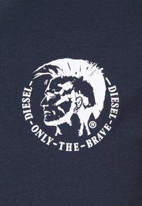 Diesel - UMTEE MICHAEL 3 PACK - Print T-shirt - white/blue/black - 5