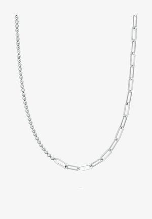 Necklace - silber coloured