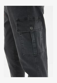 Trendyol - Pantalon cargo - grey - 4
