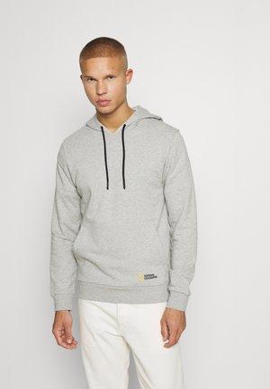 HOODY - Hoodie - light grey melange