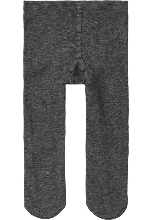 ULTRA BLICKDICHTE STRUMPFHOSE AUS BAUMWOLLE - Tights - light grey