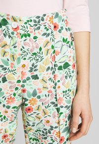 RIANI - Trousers - mint patterned - 4