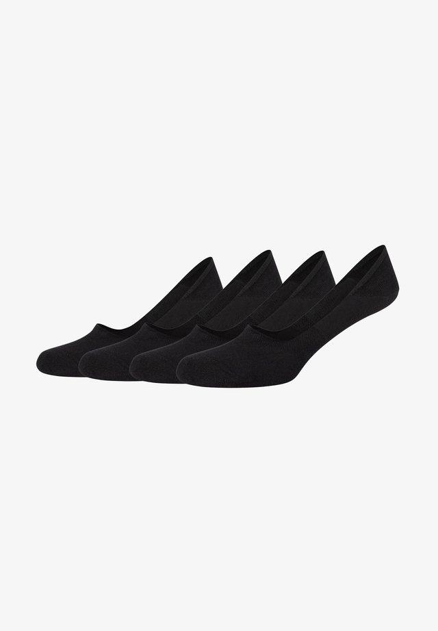 4-PACK - Socks - black