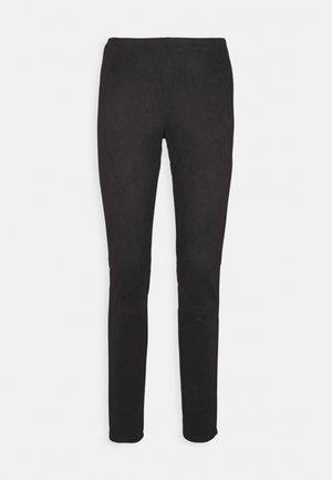 SHAMAR - Kalhoty - black