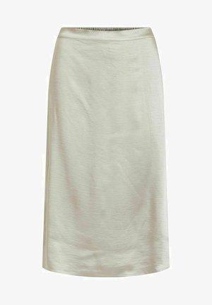 NOOS - A-line skirt - dove