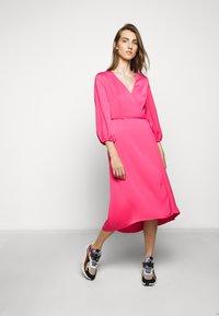 Escada Sport - DAISEN - Vapaa-ajan mekko - pink myrtle - 0