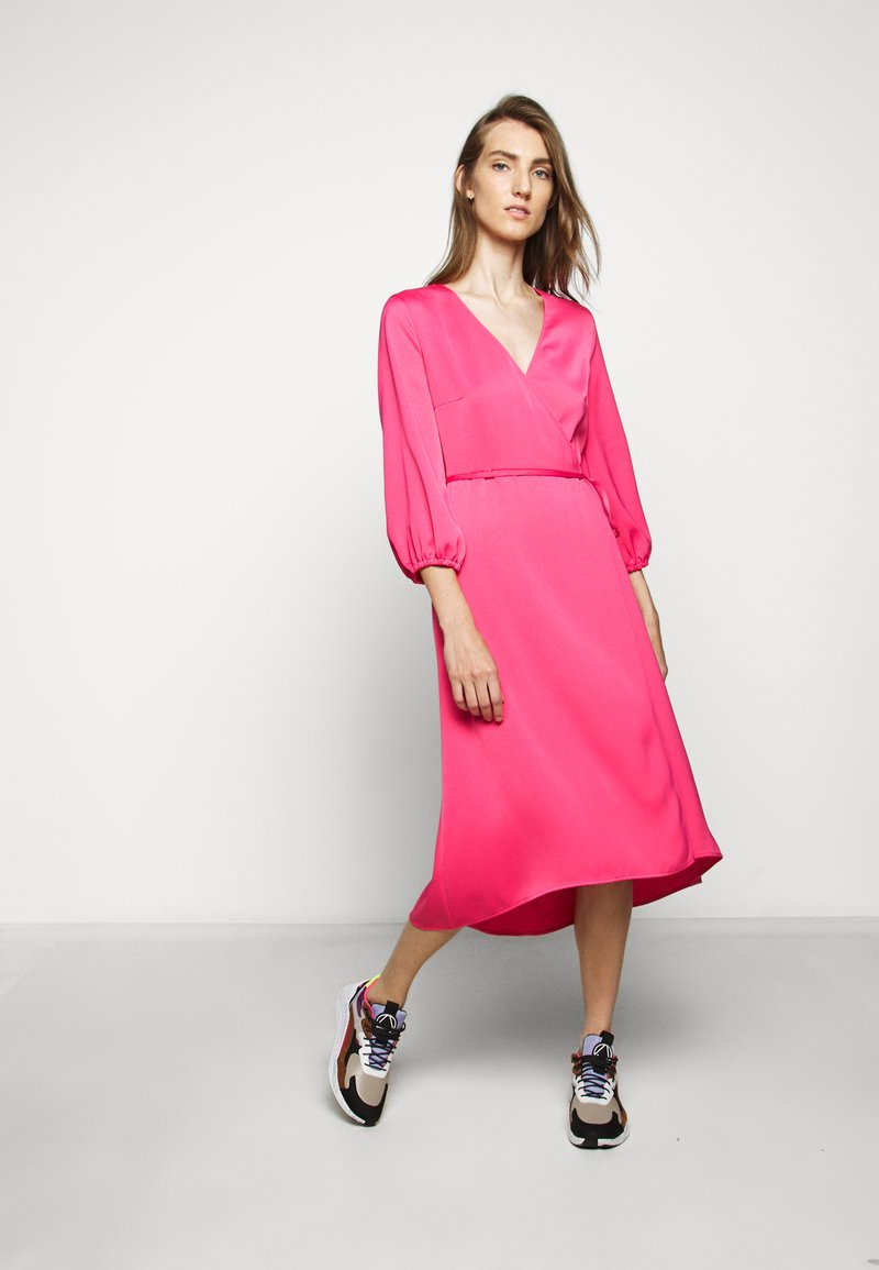 Escada Sport - DAISEN - Vapaa-ajan mekko - pink myrtle
