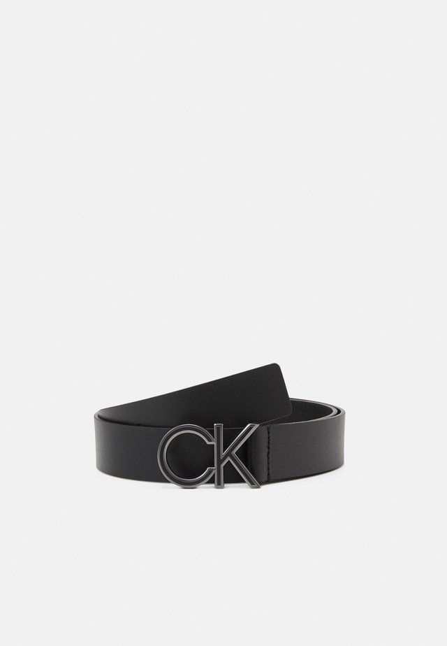 ENAMEL  - Belt - black