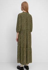 Marc O'Polo DENIM - Maxi dress - multi/burnished logs - 2
