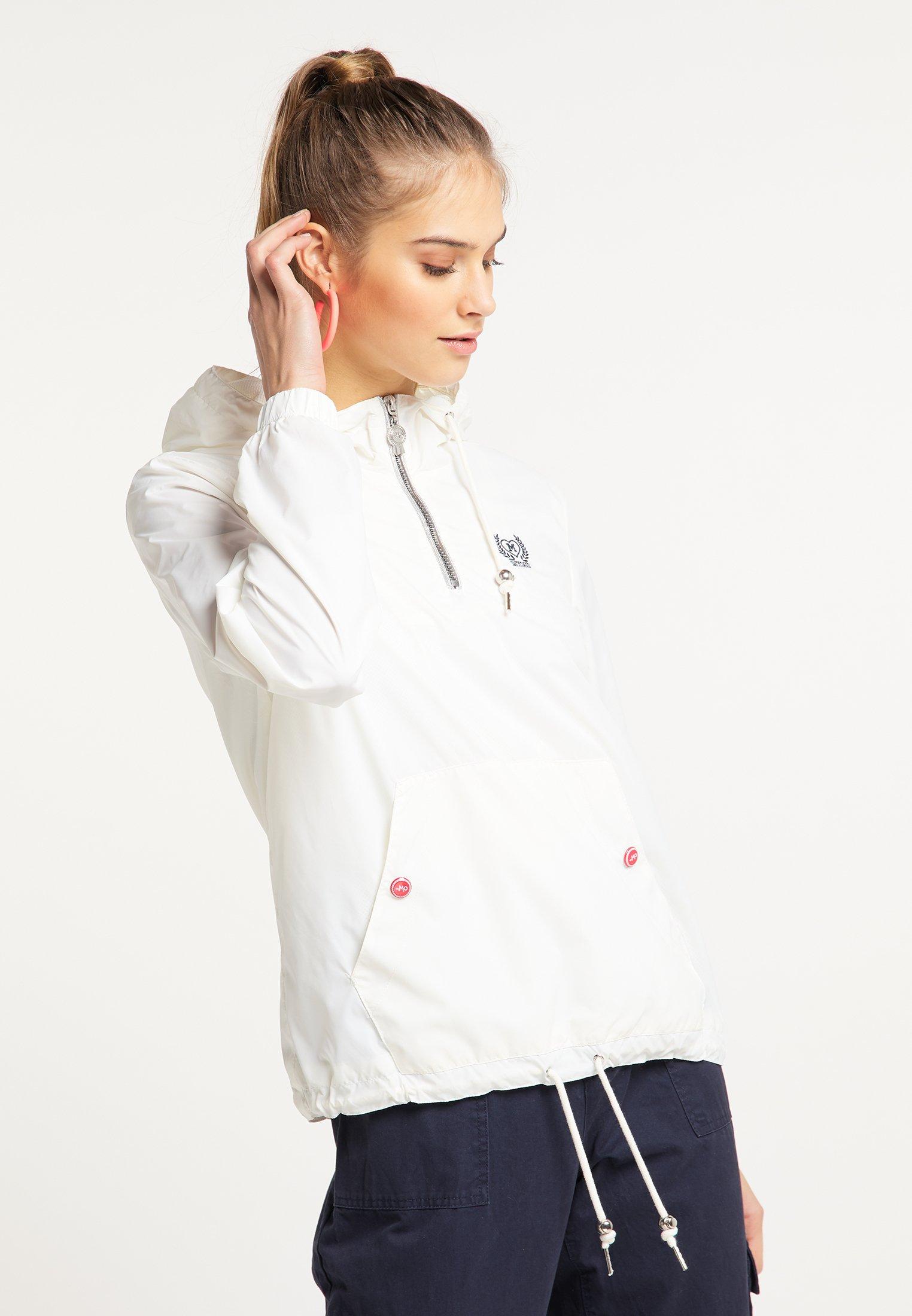 Get The Latest Fashion Women's Clothing myMo Windbreaker white 6LeLEsjhT