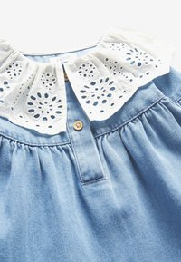 Next - Denim dress - blue - 8
