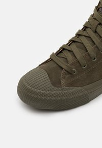 Diesel - ASTICO S-ASTICO MCF SNEAKERS - Sneakers alte - forest green - 5