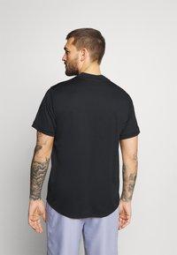 Nike Performance - BLADE - Sports shirt - black/white - 2