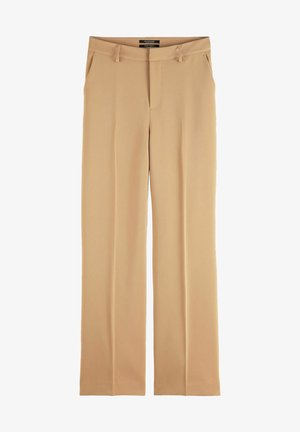 Trousers - dune
