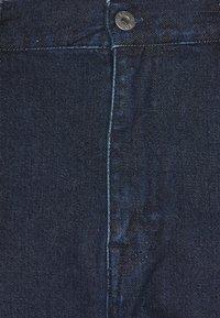 Edwin - UNIVERSE PANT CROPPED - Straight leg -farkut - easy stone wash yoshiko - 2