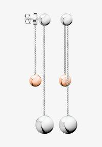 Calvin Klein - Earrings - silver-coloured - 0