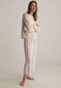 OYSHO - Pyjama bottoms - rose - 1