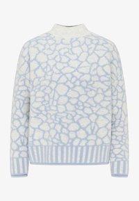 myMo - Sweatshirt - grau blau - 4